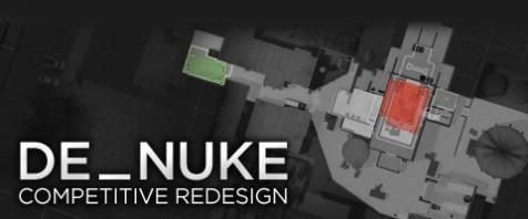 Текстуры карты de nuke в кс го схема ножа с лезвием крюком из кс го